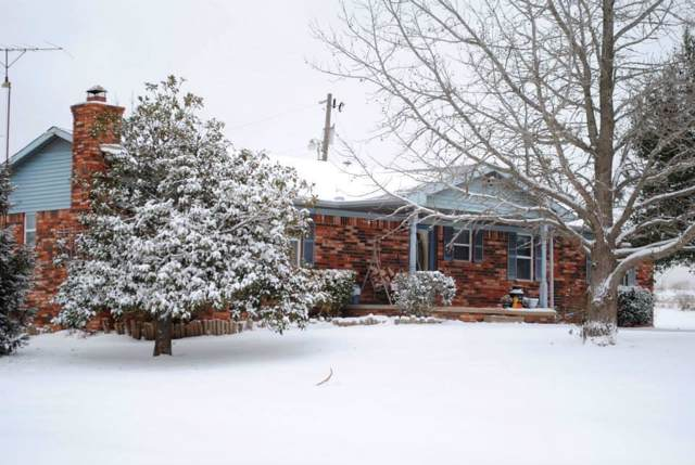 35279 E 121st Road, Earlsboro, OK 74840 (MLS #896279) :: Homestead & Co