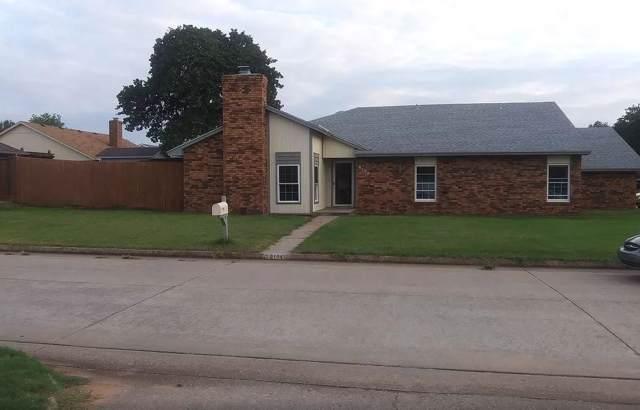 9104 Brookwood Drive, Midwest City, OK 73130 (MLS #896286) :: Homestead & Co