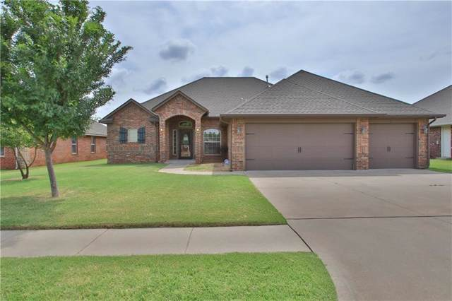 1904 Breakers West Boulevard, Oklahoma City, OK 73128 (MLS #896340) :: Keri Gray Homes