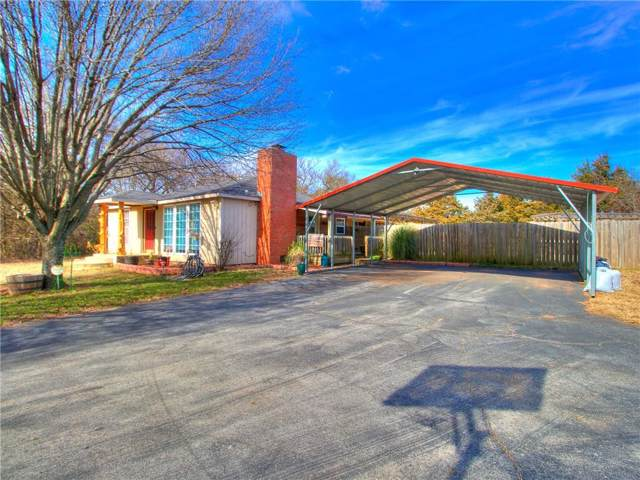 9215 E Maguire Road, Noble, OK 73068 (MLS #896352) :: Homestead & Co