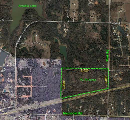 14201 N Post Road, Edmond, OK 73116 (MLS #896358) :: Homestead & Co