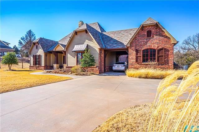 1085 Pine Valley Drive, Guthrie, OK 73044 (MLS #896383) :: Homestead & Co