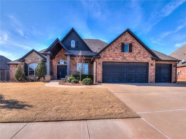 18509 Feliz Drive, Edmond, OK 73012 (MLS #896390) :: Homestead & Co
