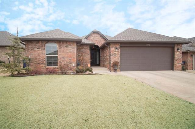8701 SW 36th Street, Oklahoma City, OK 73179 (MLS #896402) :: Erhardt Group at Keller Williams Mulinix OKC