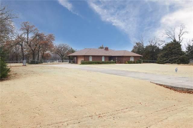 615 Turtle Creek Drive, Choctaw, OK 73020 (MLS #896409) :: Homestead & Co