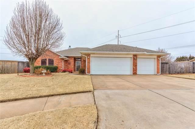 7737 Green Meadow Lane, Oklahoma City, OK 73132 (MLS #896411) :: Homestead & Co