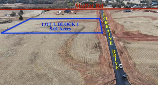 Lorraine Drive, Piedmont, OK 73078 (MLS #896423) :: Homestead & Co