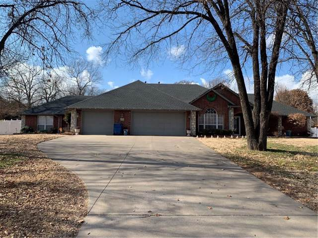 1623 Timberlake Drive, Chandler, OK 74834 (MLS #896430) :: Homestead & Co