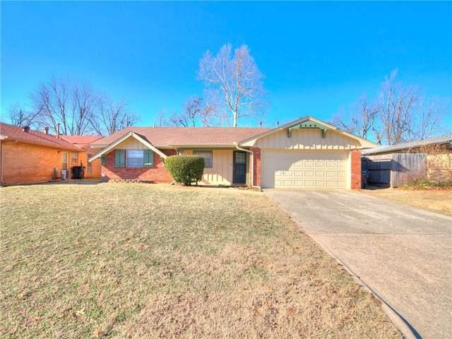 3013 N Thompkins Avenue, Bethany, OK 73034 (MLS #896448) :: Homestead & Co