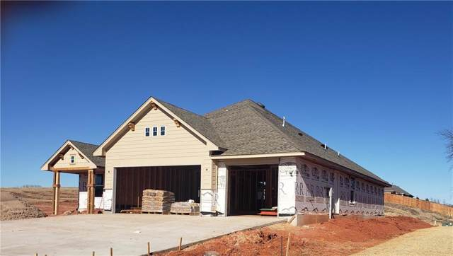 2805 Cedar Creek Drive, Moore, OK 73160 (MLS #896470) :: Homestead & Co