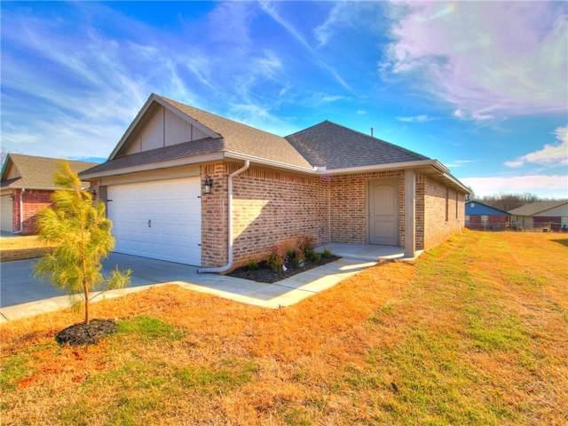 8628 Hillridge Drive, Midwest City, OK 73141 (MLS #896496) :: Homestead & Co