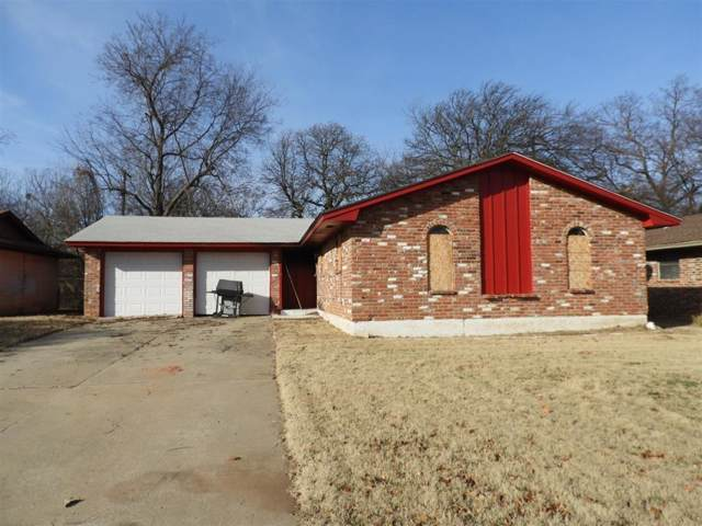 1537 Marydale Avenue, Midwest City, OK 73130 (MLS #896498) :: Homestead & Co