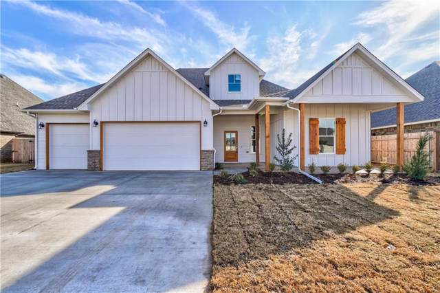 18104 Summer Grove Avenue, Edmond, OK 73012 (MLS #896500) :: Homestead & Co
