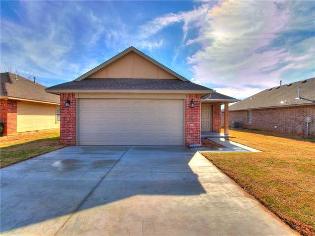 8632 Hillridge Drive, Midwest City, OK 73141 (MLS #896512) :: Homestead & Co