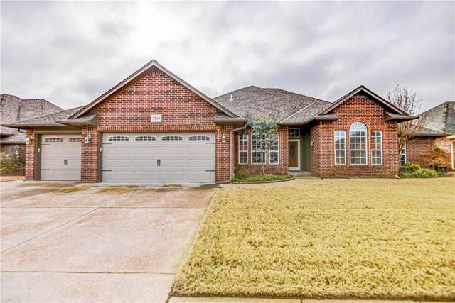 7324 NW 113th Street, Oklahoma City, OK 73162 (MLS #896526) :: Homestead & Co