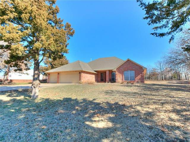 2300 Sand Plum Circle, Edmond, OK 73003 (MLS #896534) :: Homestead & Co