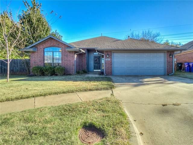 1801 E View Drive, Norman, OK 73071 (MLS #896564) :: Homestead & Co