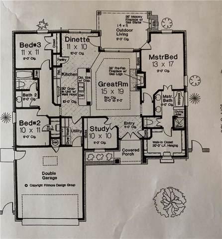 3689 King Arthur Court, Newcastle, OK 73065 (MLS #896603) :: Homestead & Co
