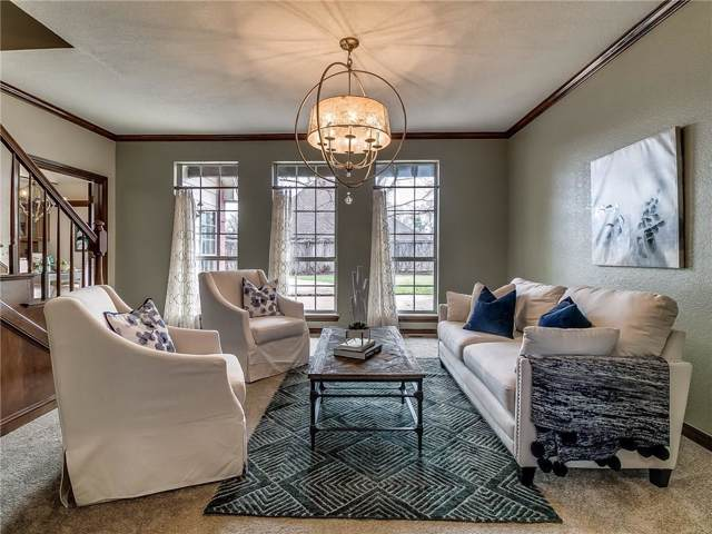 11308 Cedar Hollow Road, Oklahoma City, OK 73162 (MLS #896616) :: Homestead & Co