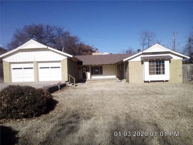 4609 NW 62nd Street, Oklahoma City, OK 73122 (MLS #896621) :: Homestead & Co