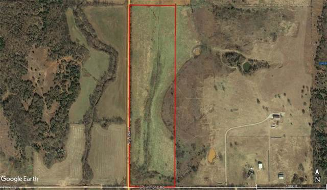 00 N Luther Rd, Luther, OK 73054 (MLS #896670) :: Homestead & Co