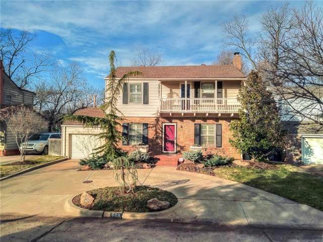609 NW 37th Street, Oklahoma City, OK 73118 (MLS #896686) :: Homestead & Co