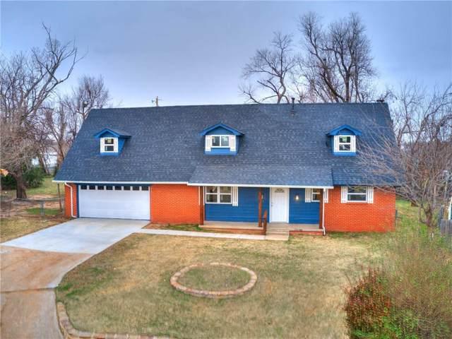 6713 N Gleason Circle, Bethany, OK 73008 (MLS #896687) :: The Oklahoma Real Estate Group