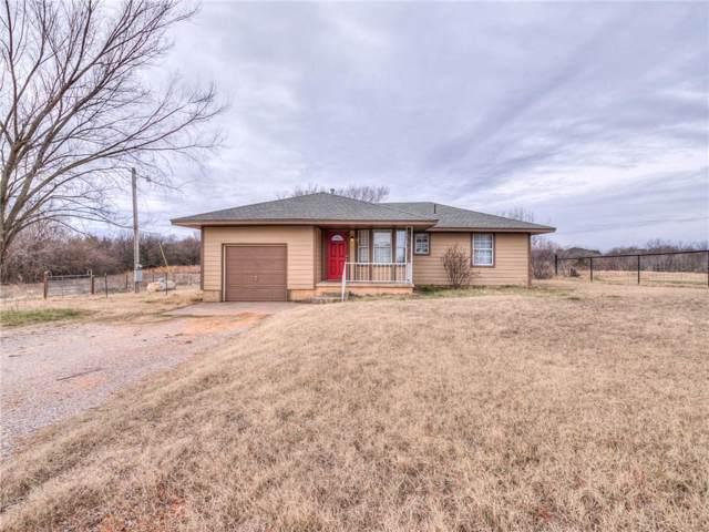 4321 S Triple X Road, Choctaw, OK 73020 (MLS #896705) :: Homestead & Co