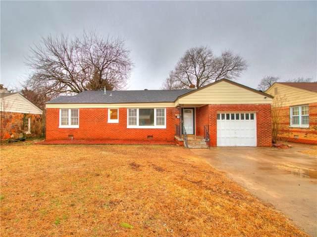 1412 Staton Drive, Oklahoma City, OK 73111 (MLS #896712) :: Homestead & Co