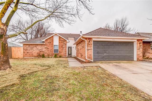 7916 NW 82nd Street, Oklahoma City, OK 73132 (MLS #896735) :: Homestead & Co