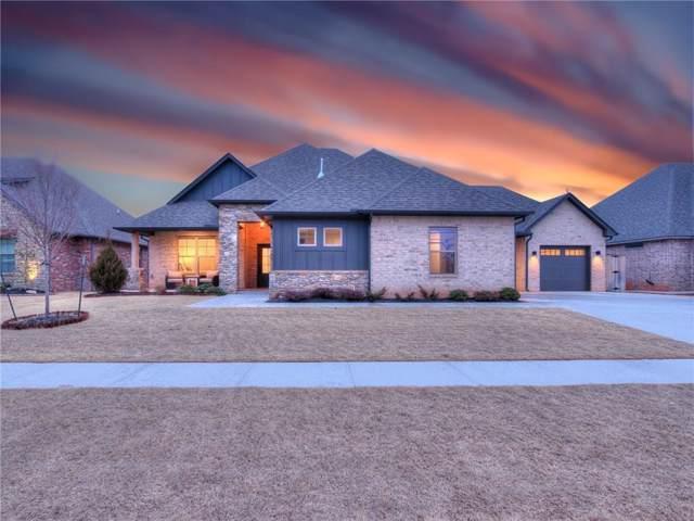 16312 Brookfield Drive, Edmond, OK 73013 (MLS #896745) :: Homestead & Co