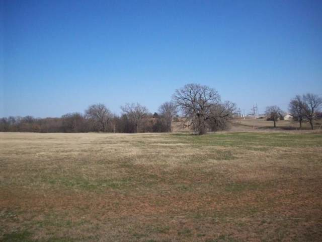 Cr 1650 And Indian Meridian Road Rd Road, Wynnewood, OK 73098 (MLS #896746) :: Homestead & Co