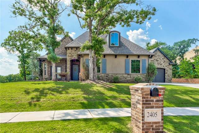 2405 Rumble Court, Edmond, OK 73034 (MLS #896762) :: Homestead & Co