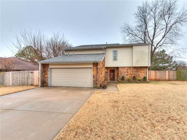 2656 SW 107 Street, Oklahoma City, OK 73170 (MLS #896774) :: Erhardt Group at Keller Williams Mulinix OKC
