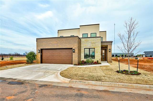 850 NW 72nd Street, Oklahoma City, OK 73116 (MLS #896788) :: Homestead & Co