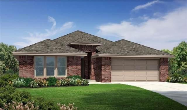 10544 SE 23rd Street, Midwest City, OK 73130 (MLS #896793) :: Homestead & Co