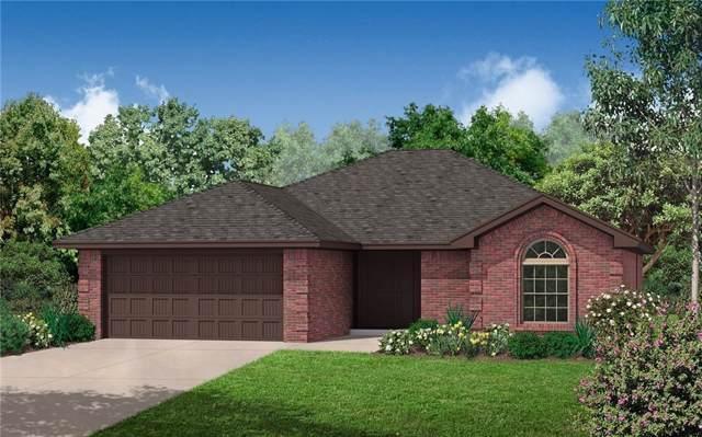 10553 SE 23rd Street, Midwest City, OK 73130 (MLS #896795) :: Homestead & Co