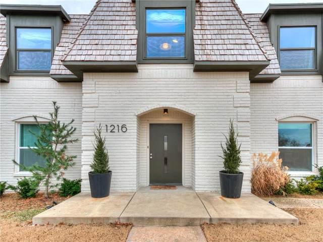 1216 Davinbrook Drive, Oklahoma City, OK 73118 (MLS #896809) :: Keri Gray Homes