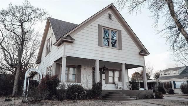 408 S 13th Street, Clinton, OK 73601 (MLS #896852) :: Homestead & Co