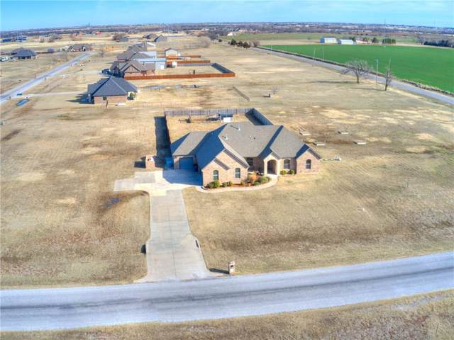 2924 Farm Drive, El Reno, OK 73036 (MLS #896887) :: Homestead & Co