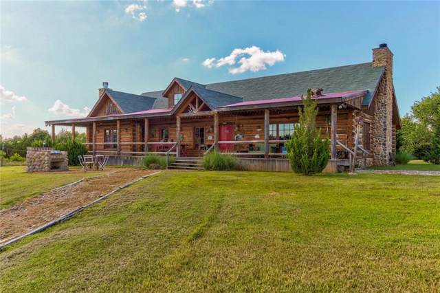 00000 Santa Fe & County Rd 63, Mulhall, OK 73063 (MLS #896888) :: Homestead & Co