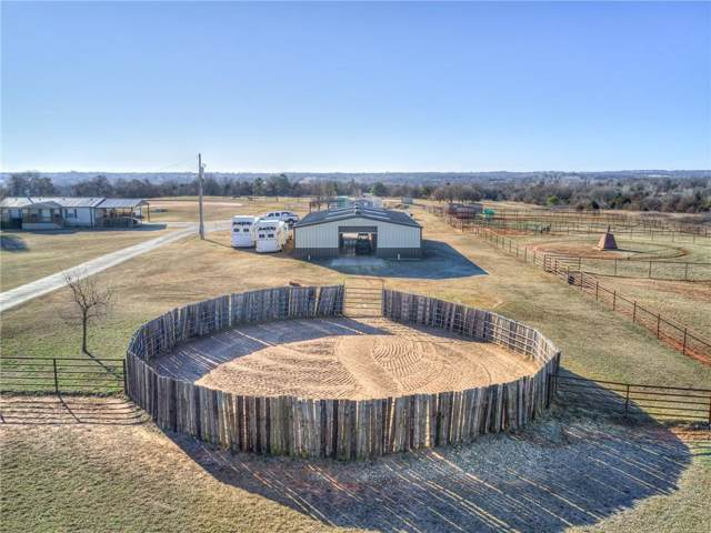 12430 Hwy 74 B, Blanchard, OK 73010 (MLS #896890) :: Homestead & Co