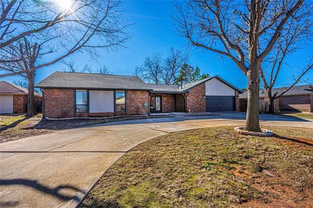 6304 NW 123rd Street, Oklahoma City, OK 73142 (MLS #896893) :: Homestead & Co