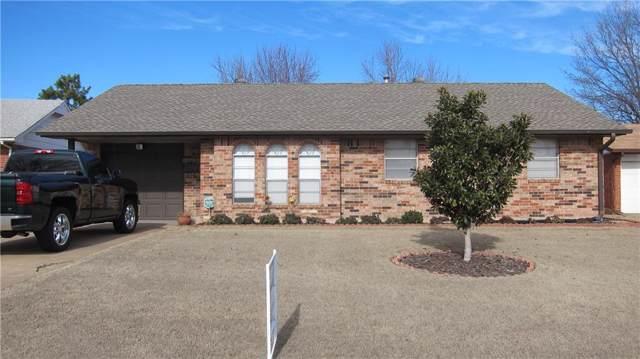 1209 SW 77th Place, Oklahoma City, OK 73139 (MLS #896895) :: Homestead & Co