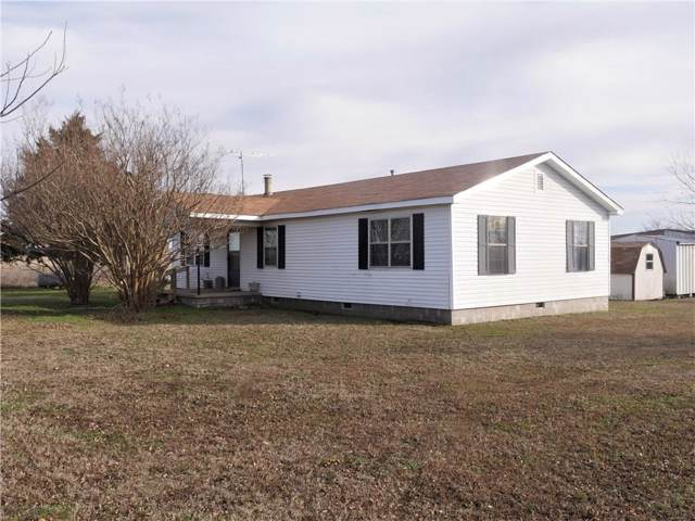 37710 E 1520 Road, Pauls Valley, OK 73075 (MLS #896897) :: Homestead & Co