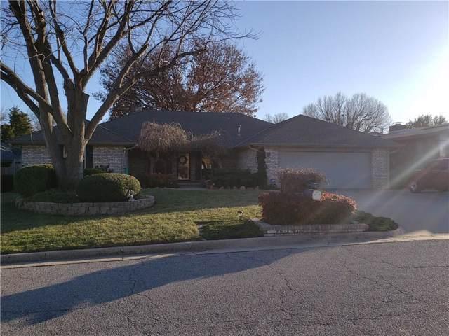 6512 NW 96th Street, Oklahoma City, OK 73162 (MLS #896899) :: Homestead & Co