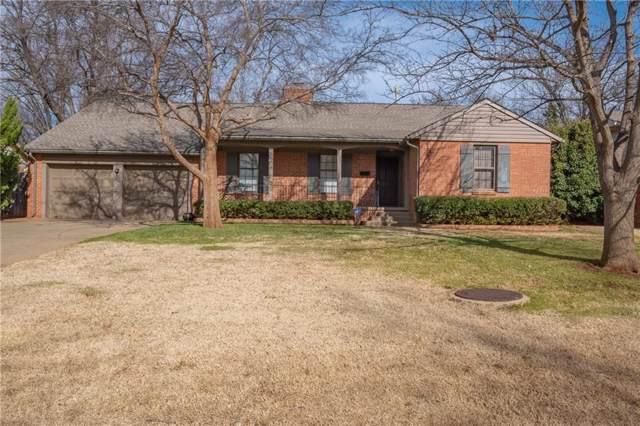 2709 Pembroke Terrace, Oklahoma City, OK 73116 (MLS #896908) :: Homestead & Co