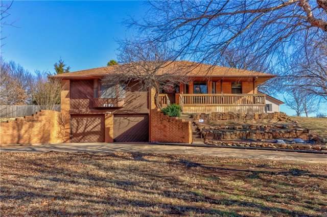 8700 S Council Road, Oklahoma City, OK 73169 (MLS #896910) :: Homestead & Co