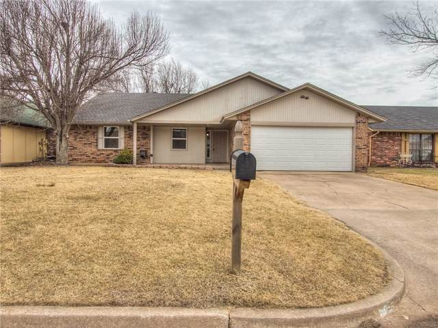 212 Conestoga Drive, Yukon, OK 73099 (MLS #896925) :: Homestead & Co