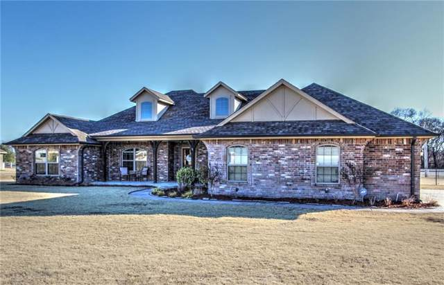 14701 Cottonwood Drive, Edmond, OK 73025 (MLS #896930) :: Erhardt Group at Keller Williams Mulinix OKC